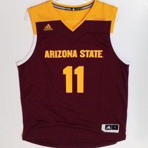Adidas Arizona State basketball Jersey